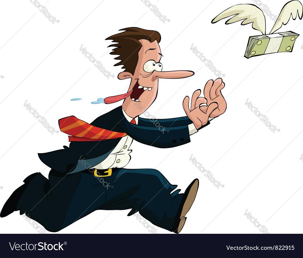 Pursuit of money vector   Price: 3 Credit (USD $3)