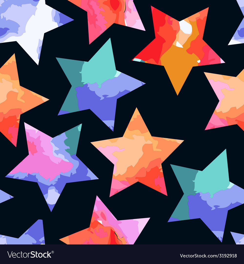 Abstract grunge stars vector | Price: 1 Credit (USD $1)