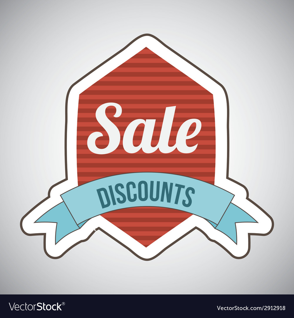 Sale design vector | Price: 1 Credit (USD $1)