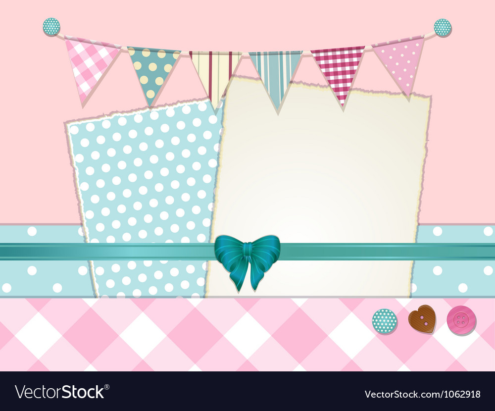 Scrapbooking layout vector | Price: 1 Credit (USD $1)