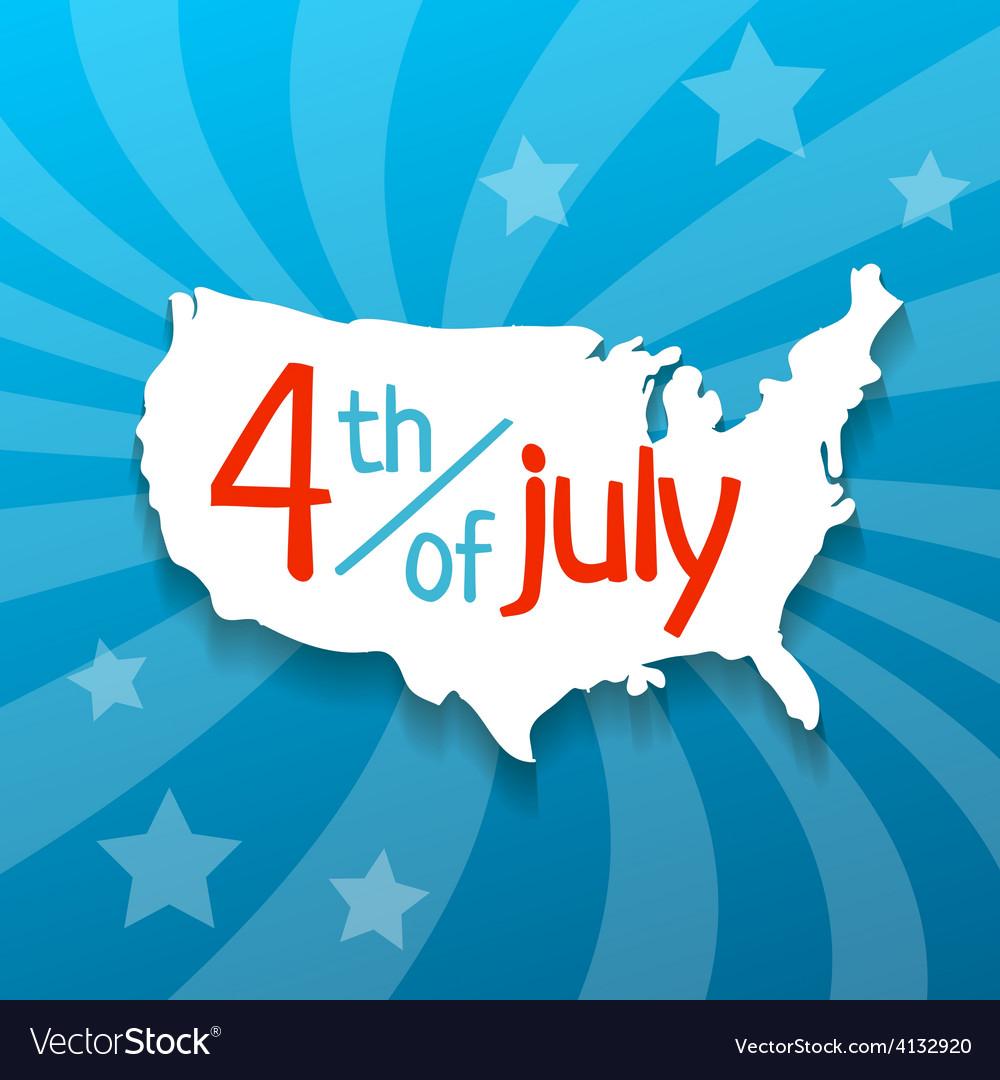 4 july vector | Price: 1 Credit (USD $1)