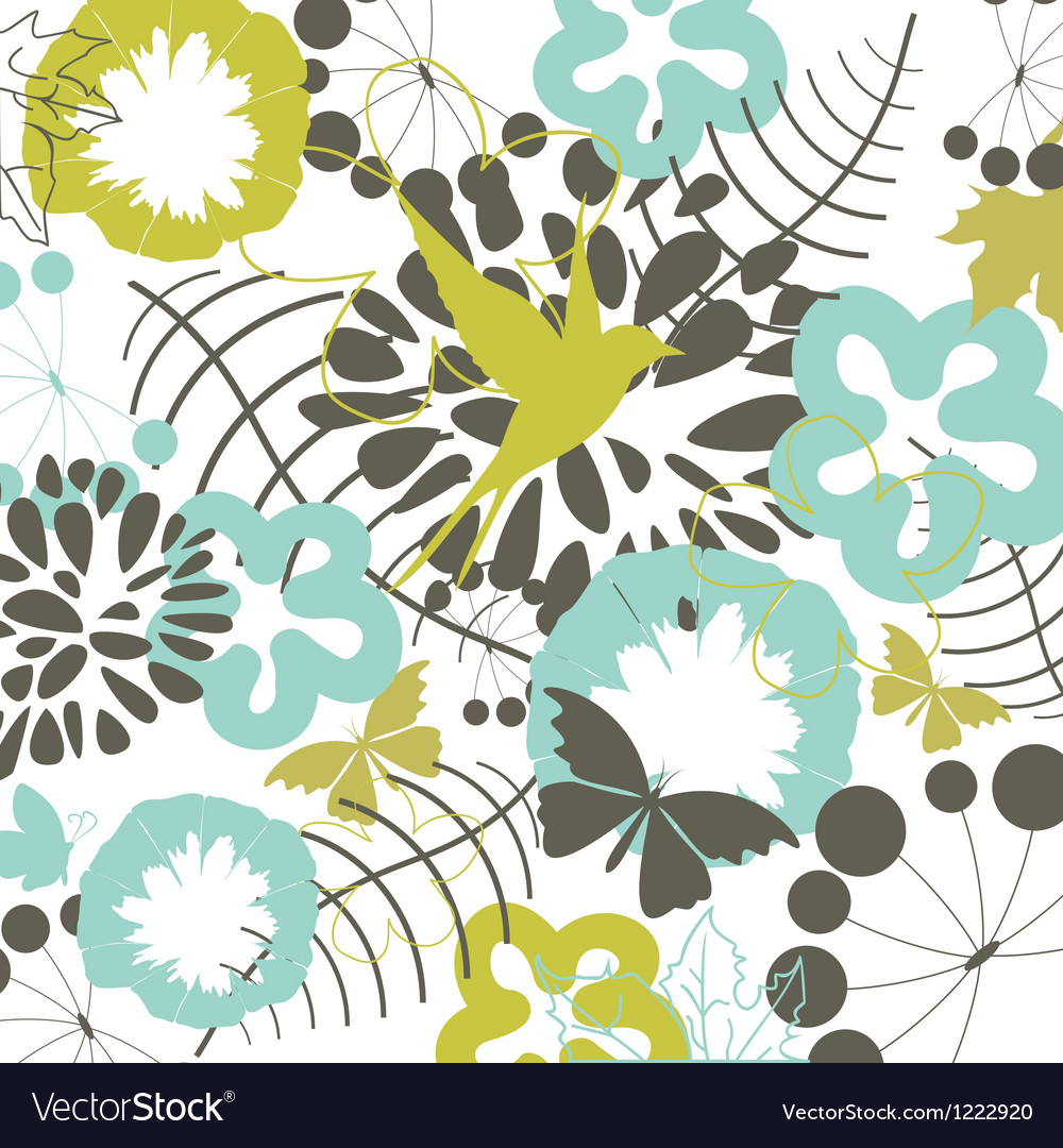 Flower structure6 vector | Price: 1 Credit (USD $1)