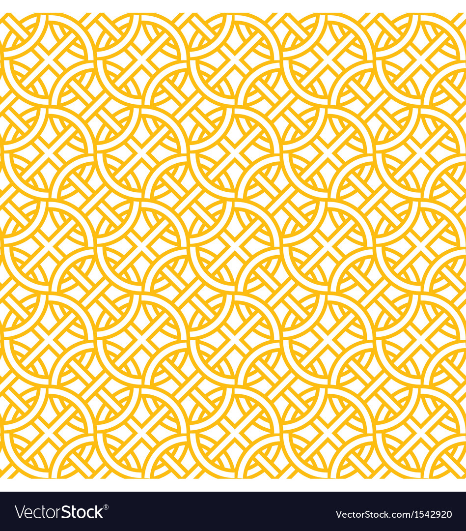 Yellow pattern vector | Price: 1 Credit (USD $1)