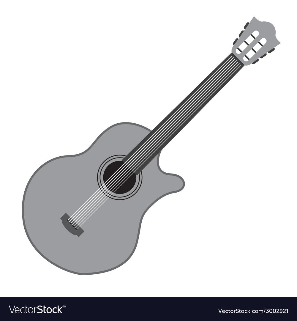Music instrument design vector | Price: 1 Credit (USD $1)