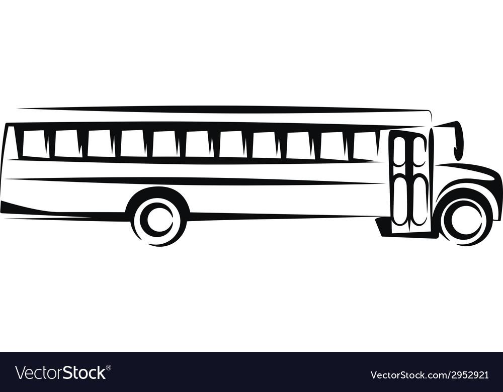 School bus vector   Price: 1 Credit (USD $1)