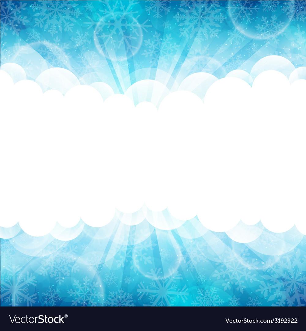 Blue winter vector   Price: 1 Credit (USD $1)