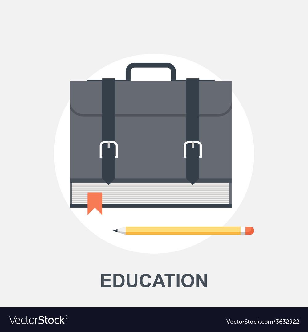 Education vector | Price: 1 Credit (USD $1)