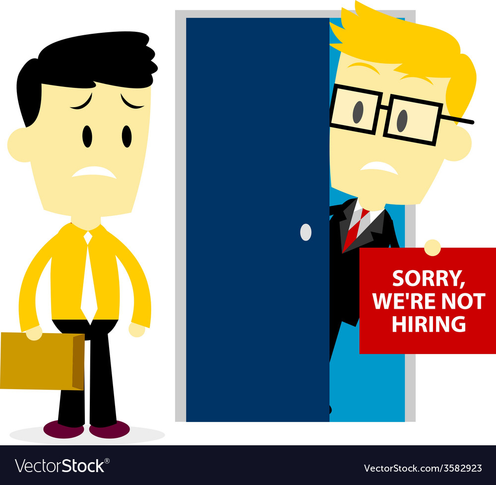 Sorry we are not hiring vector | Price: 1 Credit (USD $1)