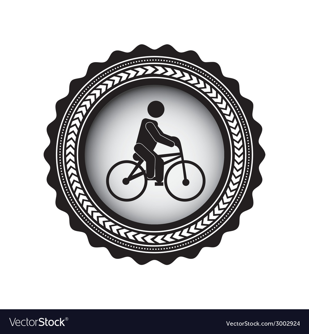 Bicycle design vector | Price: 1 Credit (USD $1)