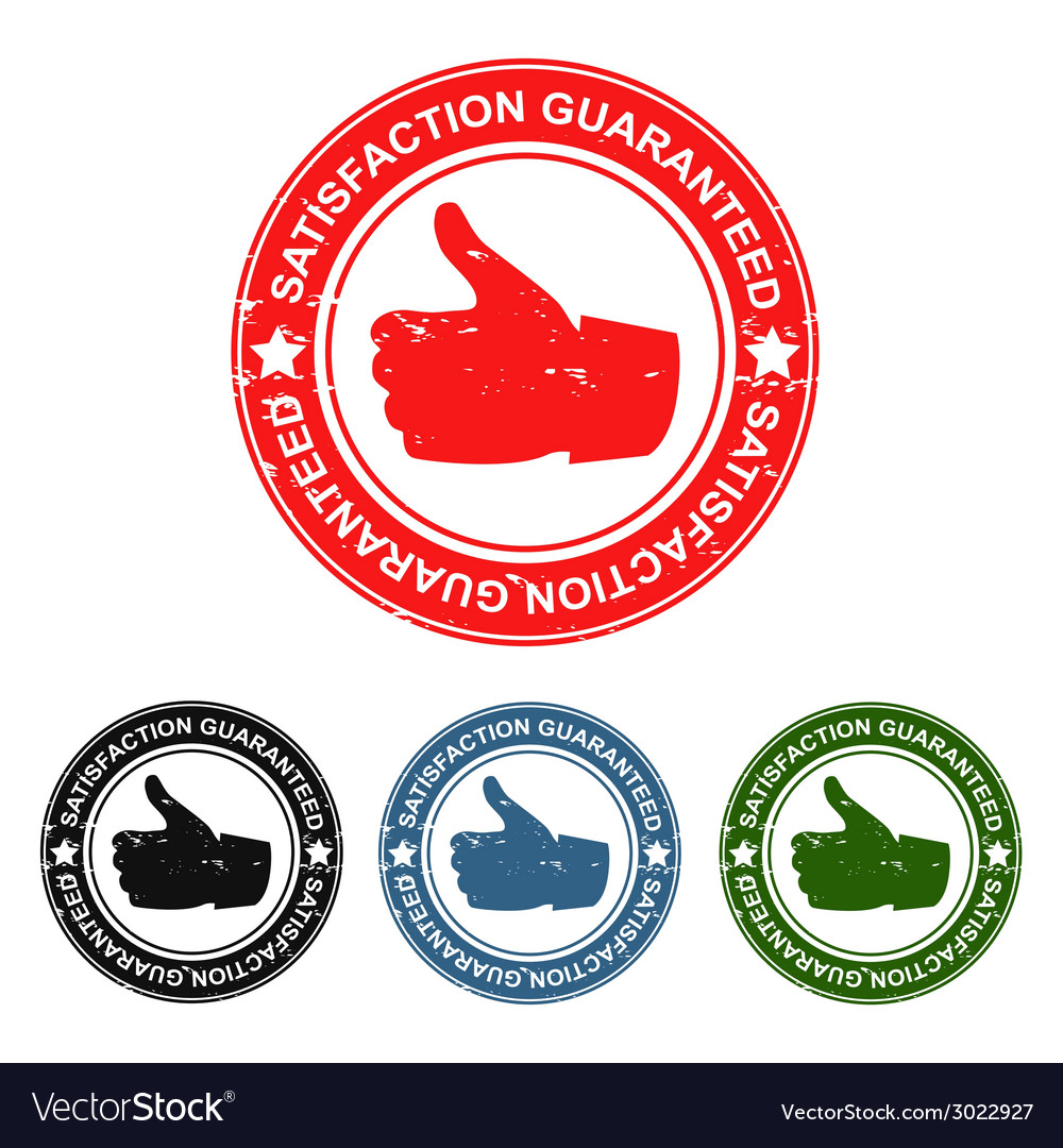 Guarantee grunge stamp vector | Price: 1 Credit (USD $1)