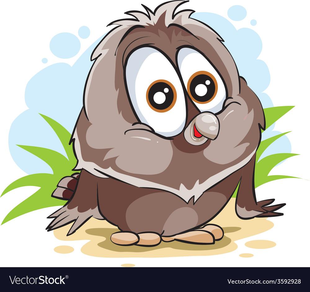Owlet vector | Price: 3 Credit (USD $3)
