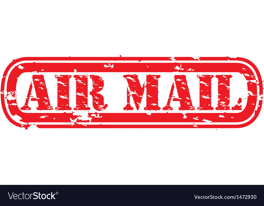 Air mail vector | Price: 1 Credit (USD $1)
