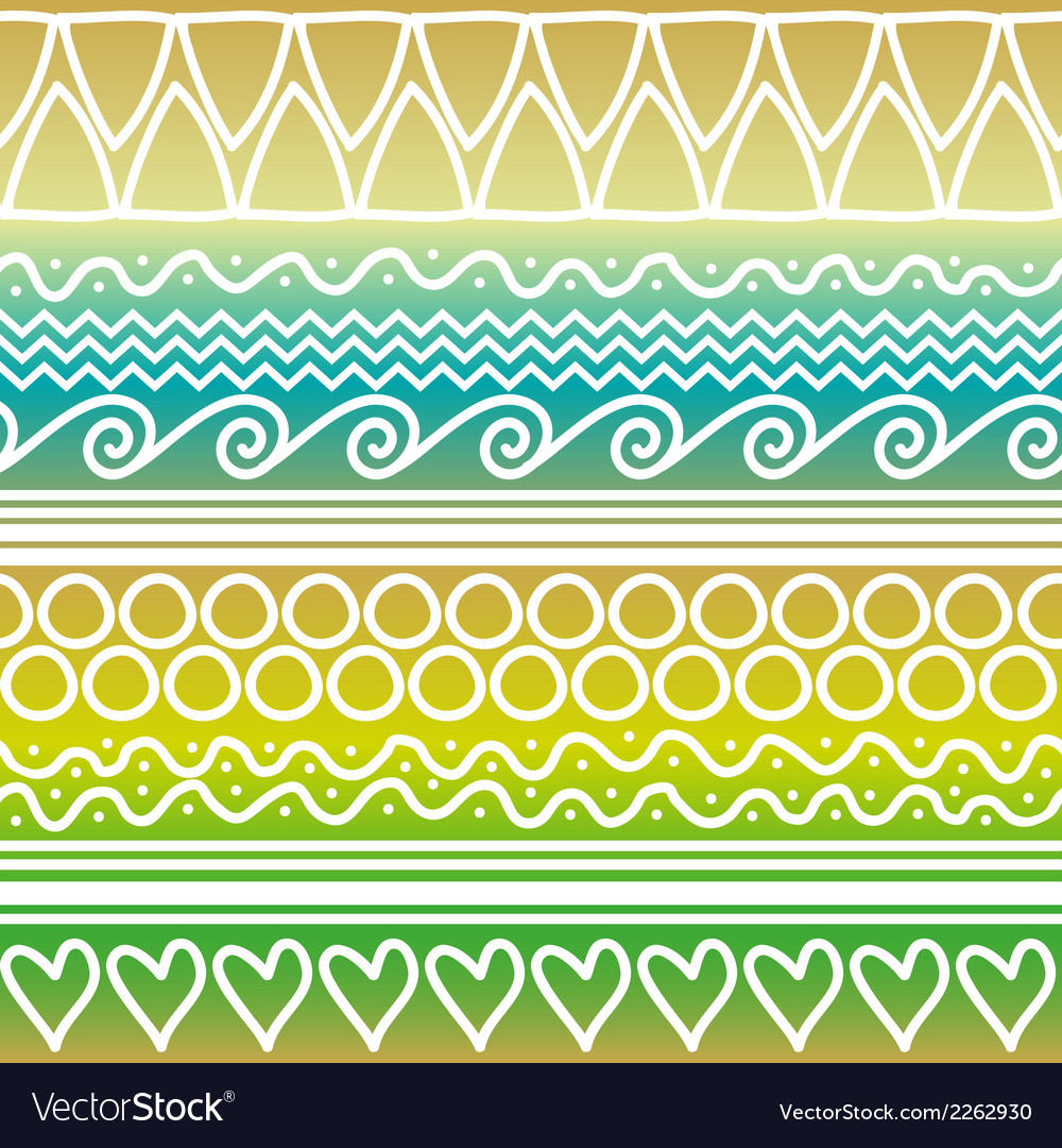 Green pattern vector | Price: 1 Credit (USD $1)