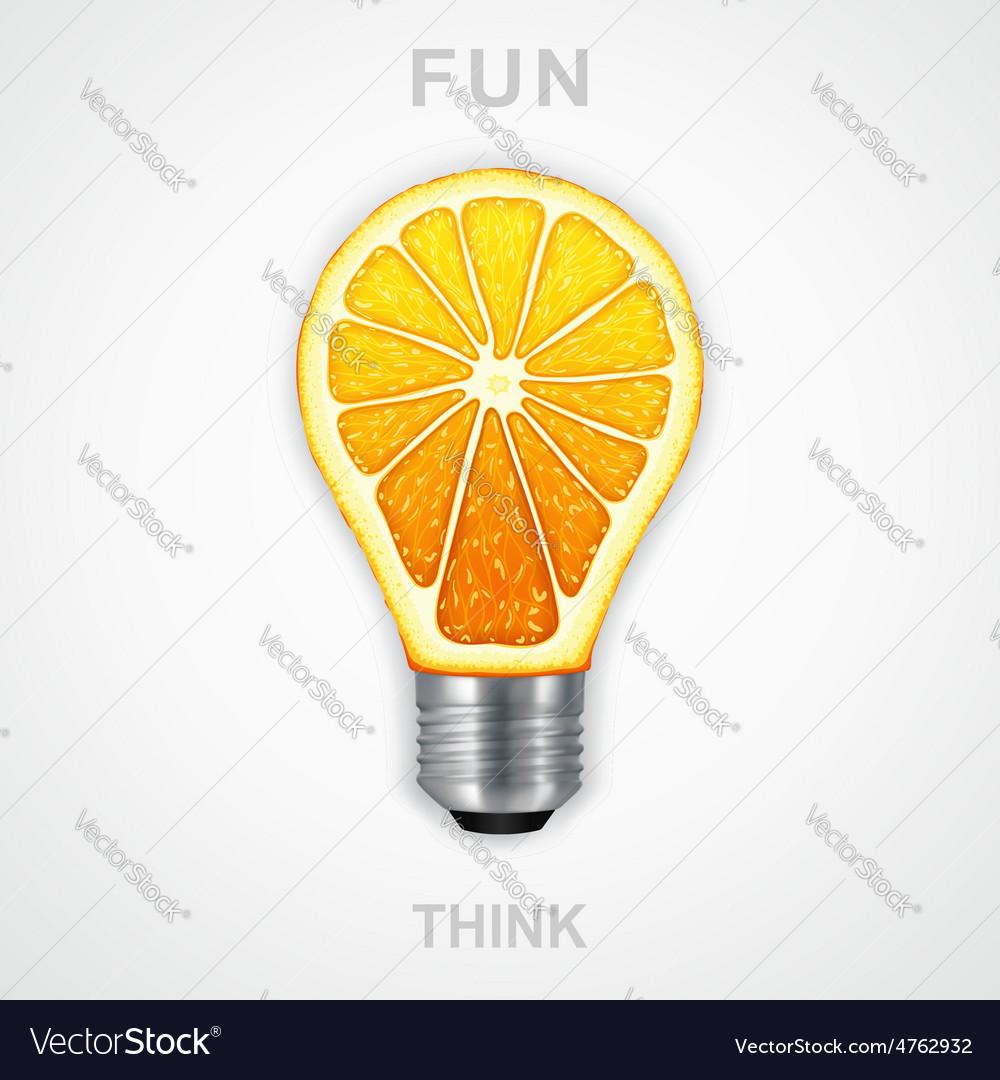 Fun think vector | Price: 3 Credit (USD $3)