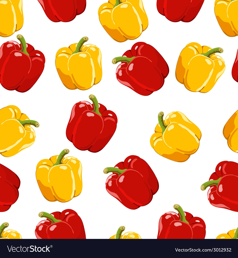 Ripe pepper vector | Price: 1 Credit (USD $1)
