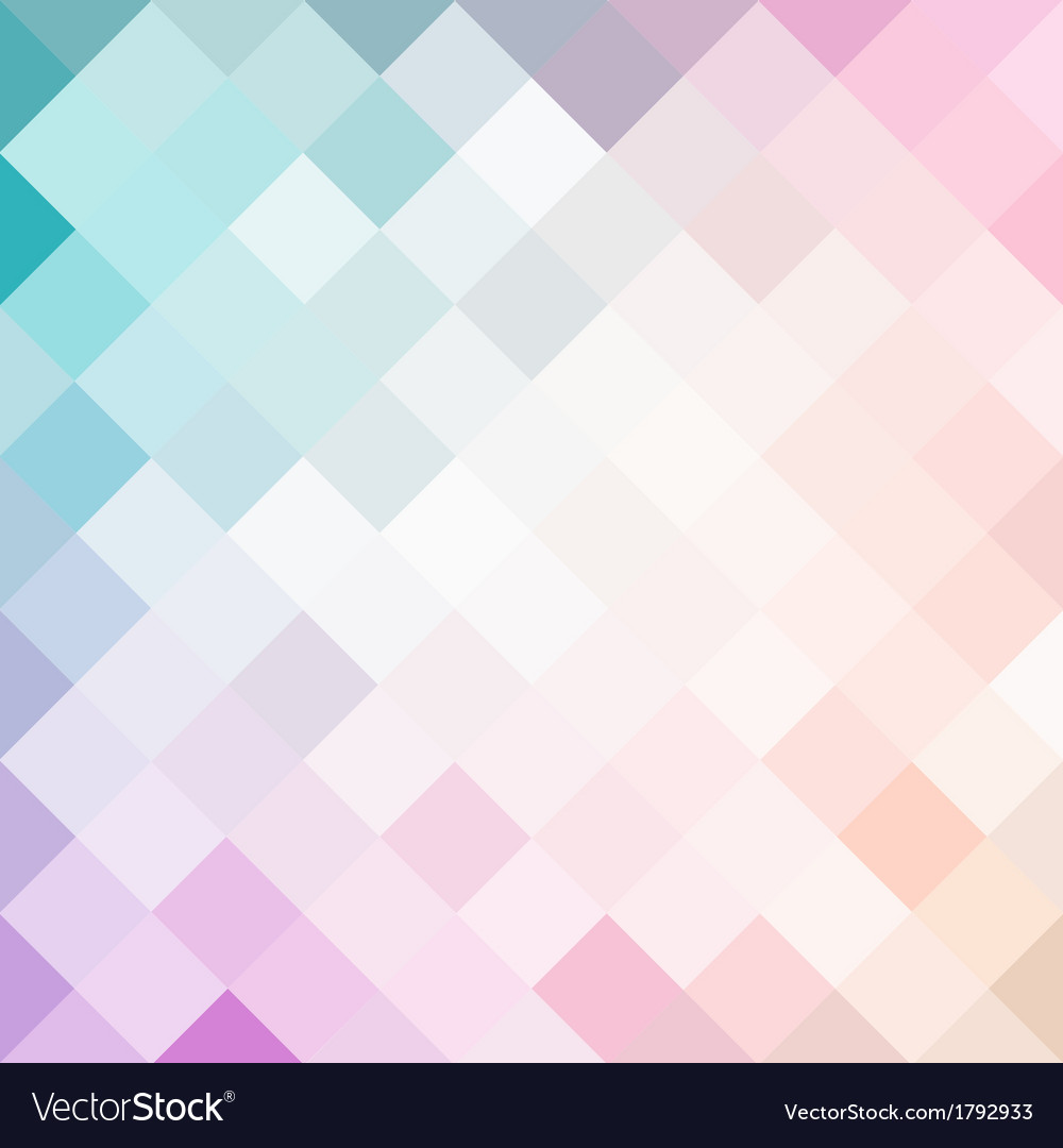 Mosaic colorful pattern vector   Price: 1 Credit (USD $1)