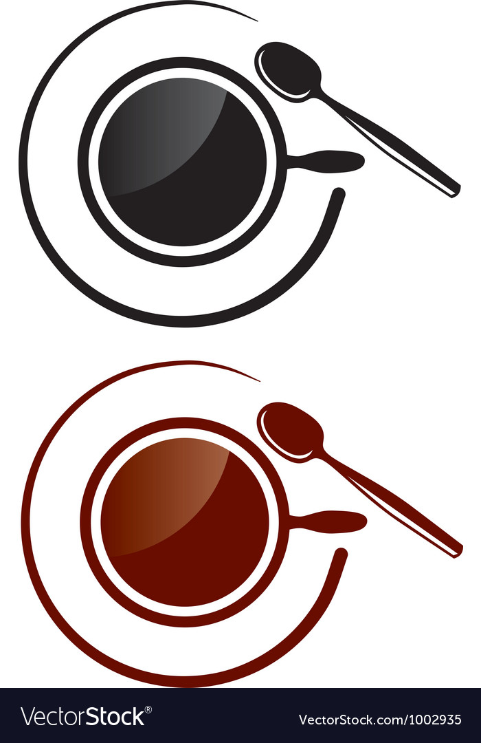 Coffee cap vector | Price: 1 Credit (USD $1)