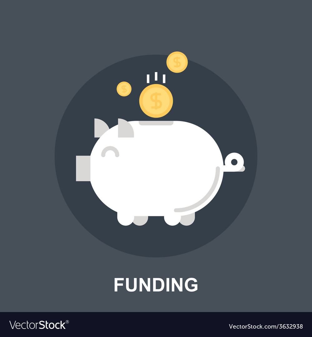 Funding vector | Price: 1 Credit (USD $1)