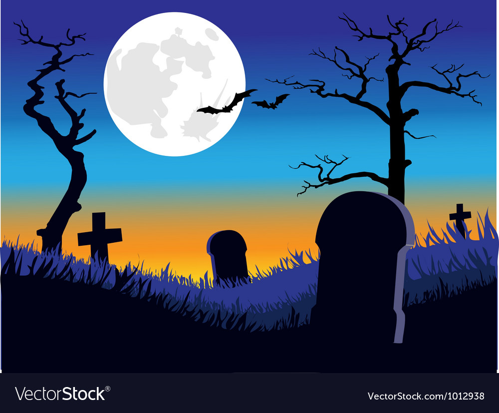 Graveyard vector | Price: 1 Credit (USD $1)