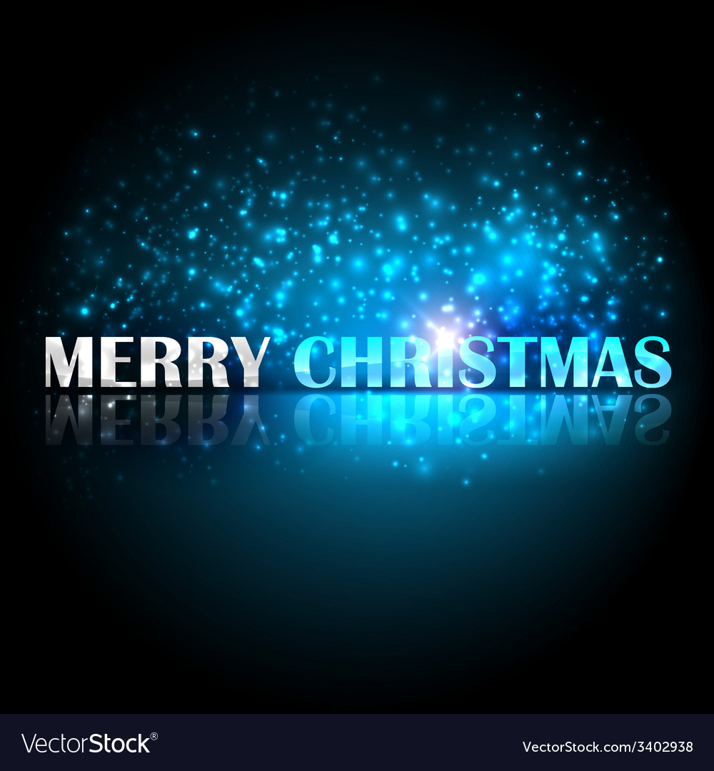 Merry christmas holiday background vector | Price: 1 Credit (USD $1)