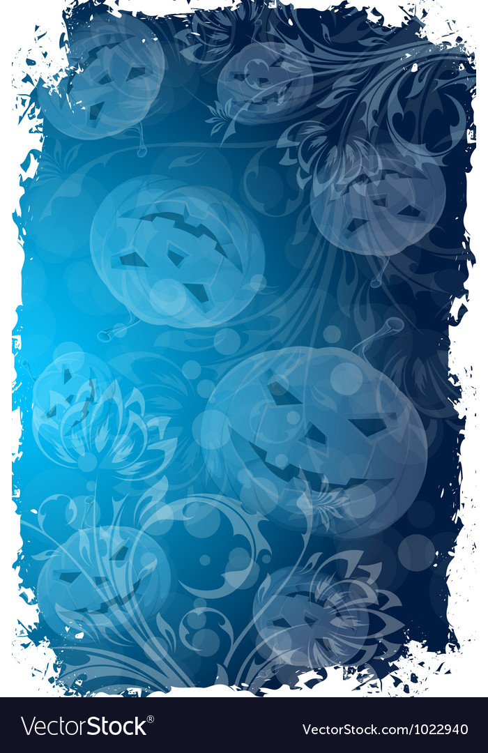 Abstract grungy halloween background vector   Price: 1 Credit (USD $1)