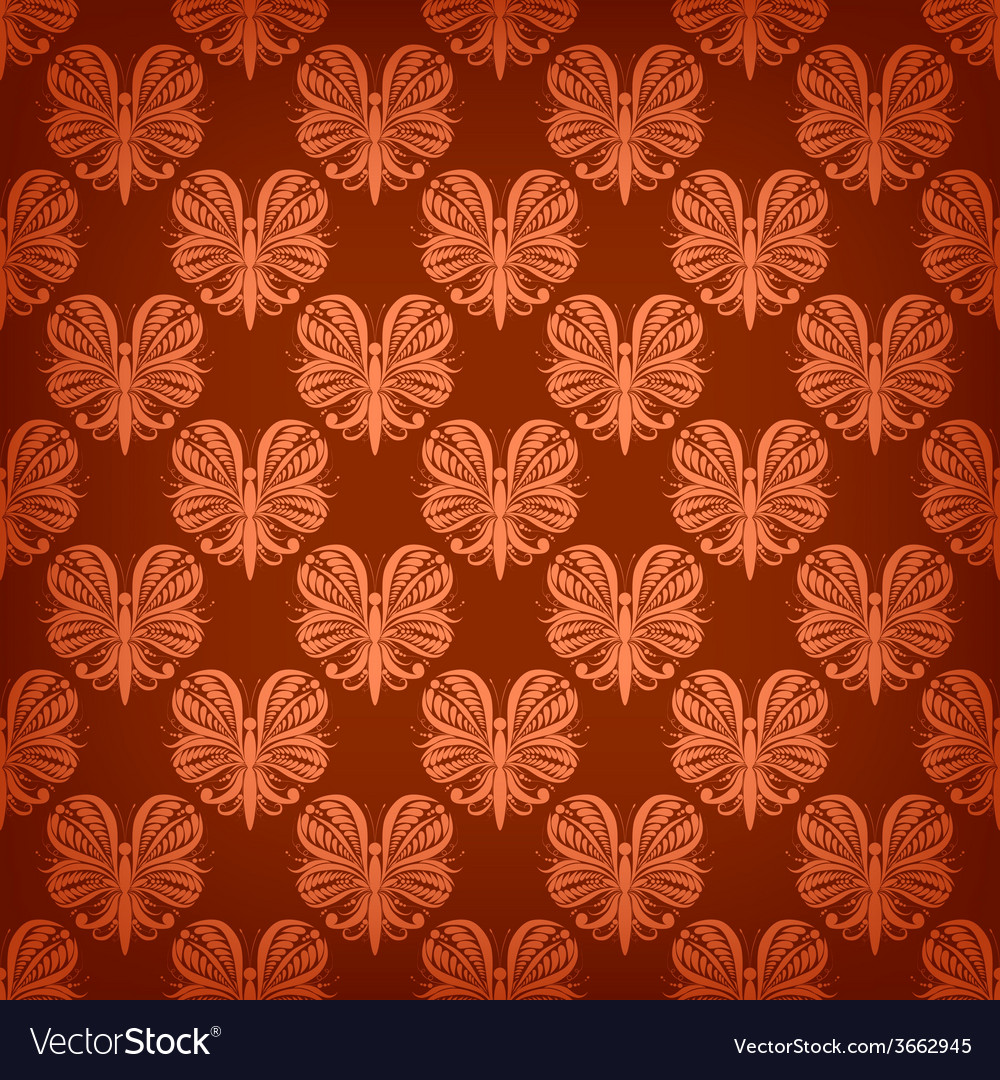 Seamless background with a nice pattern vector | Price: 1 Credit (USD $1)