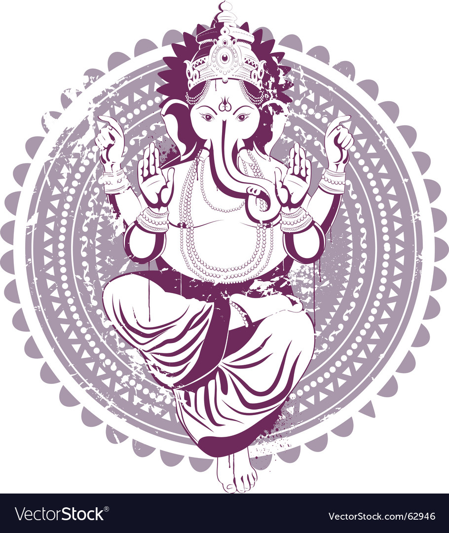 Ganesh vector | Price: 3 Credit (USD $3)