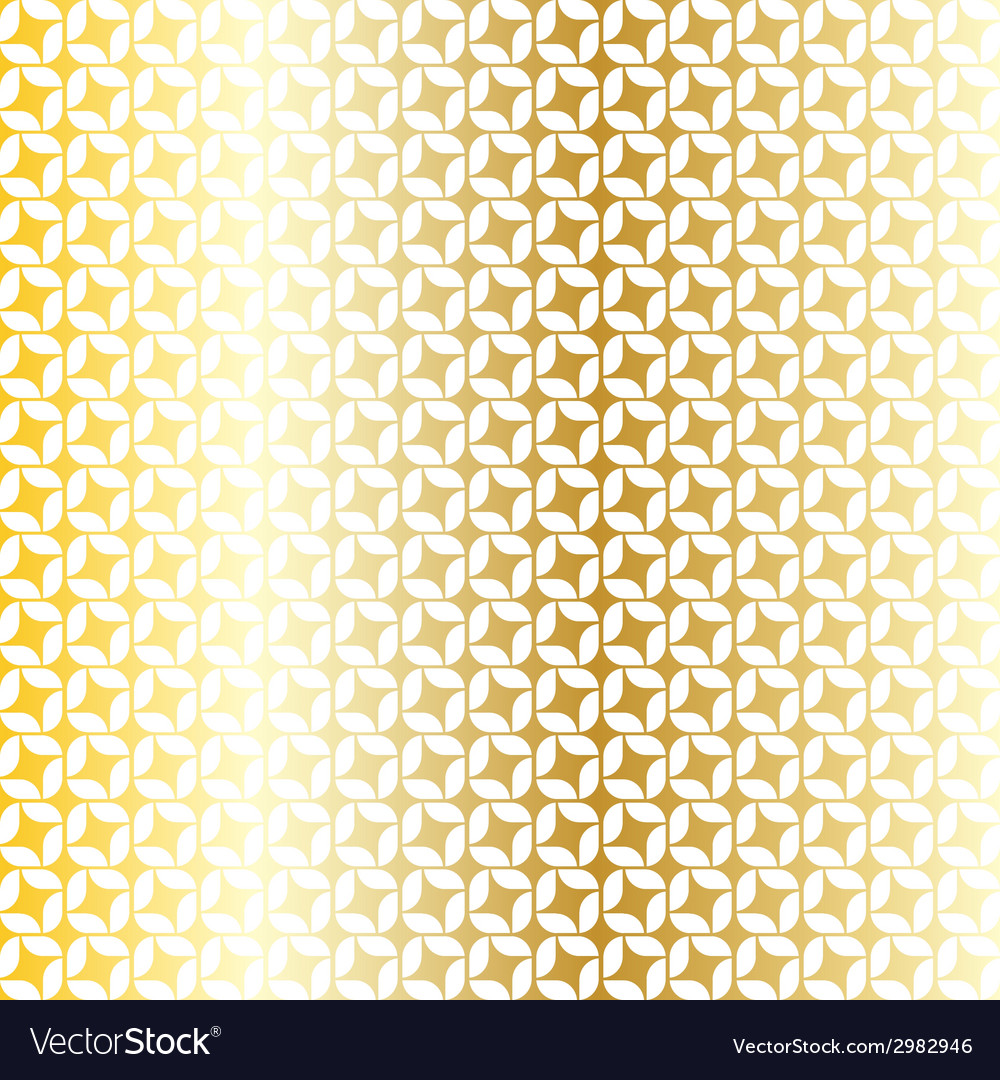 Mod gold pattern vector | Price: 1 Credit (USD $1)