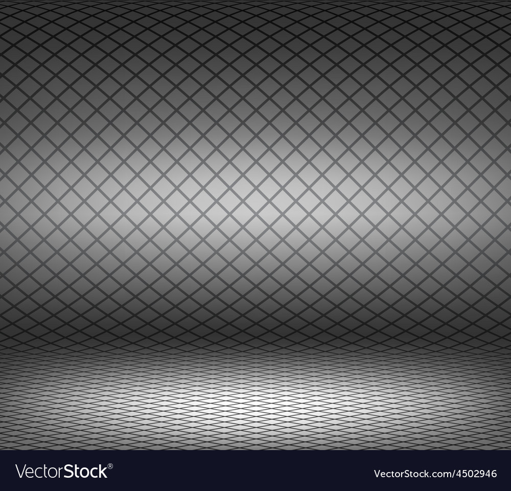 Striped diagonal cells studio background vector | Price: 1 Credit (USD $1)