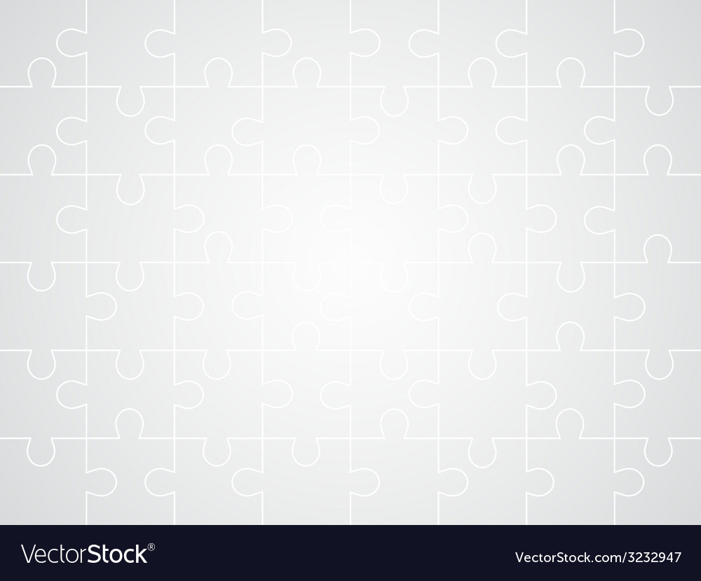 Gray puzzle background vector   Price: 1 Credit (USD $1)