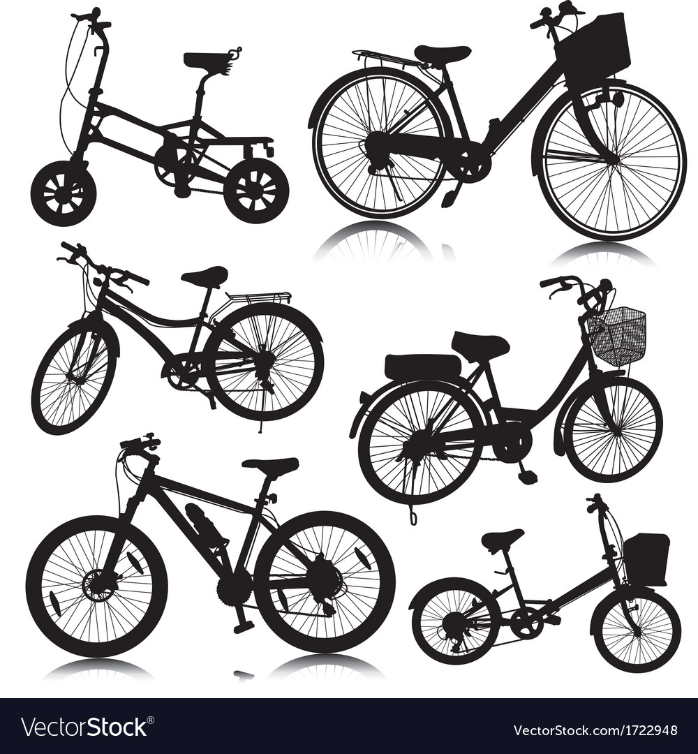 Bicycle bike vector | Price: 1 Credit (USD $1)