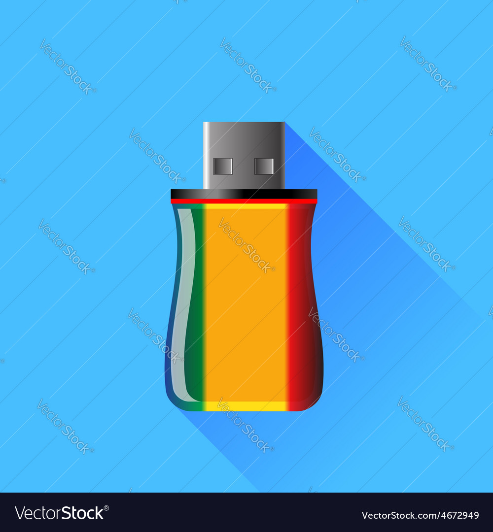 Memory stick vector | Price: 1 Credit (USD $1)