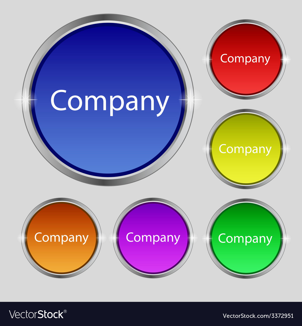 Company sign icon tradition symbol business vector | Price: 1 Credit (USD $1)