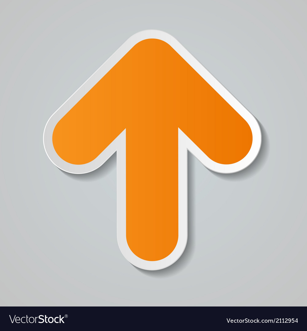 Infographic arrow icon vector | Price: 1 Credit (USD $1)