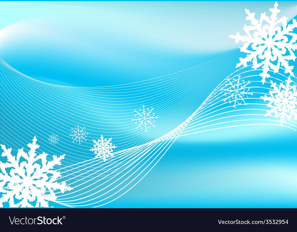 Snow blizzard background vector | Price: 1 Credit (USD $1)