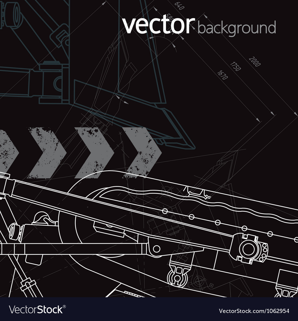 Technology background version 2 vector | Price: 1 Credit (USD $1)