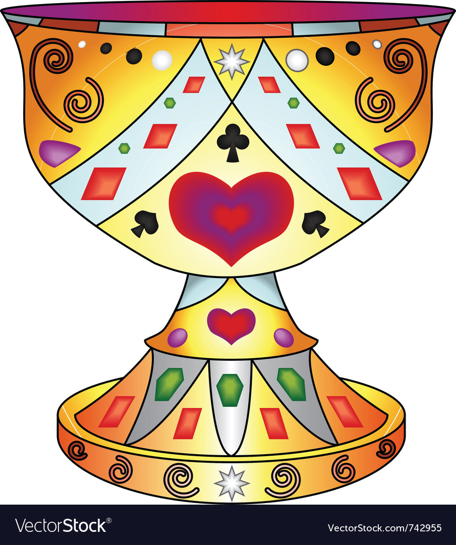 Bowl holy grail vector | Price: 1 Credit (USD $1)