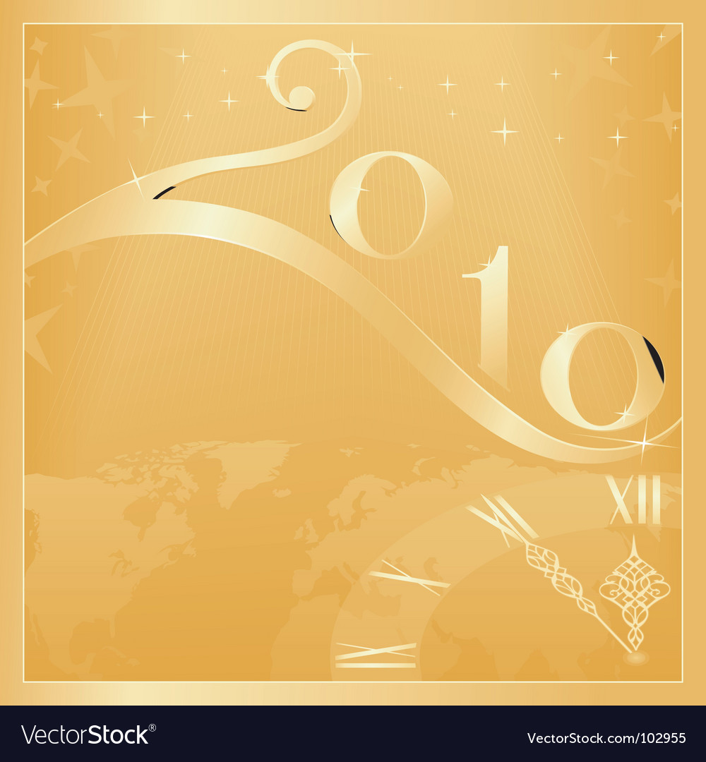 Christmas 2010 card vector | Price: 1 Credit (USD $1)
