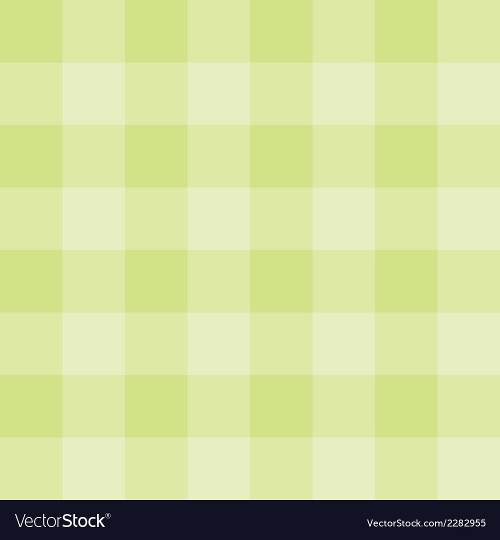 Tile green plaid background or wallpaper vector | Price: 1 Credit (USD $1)