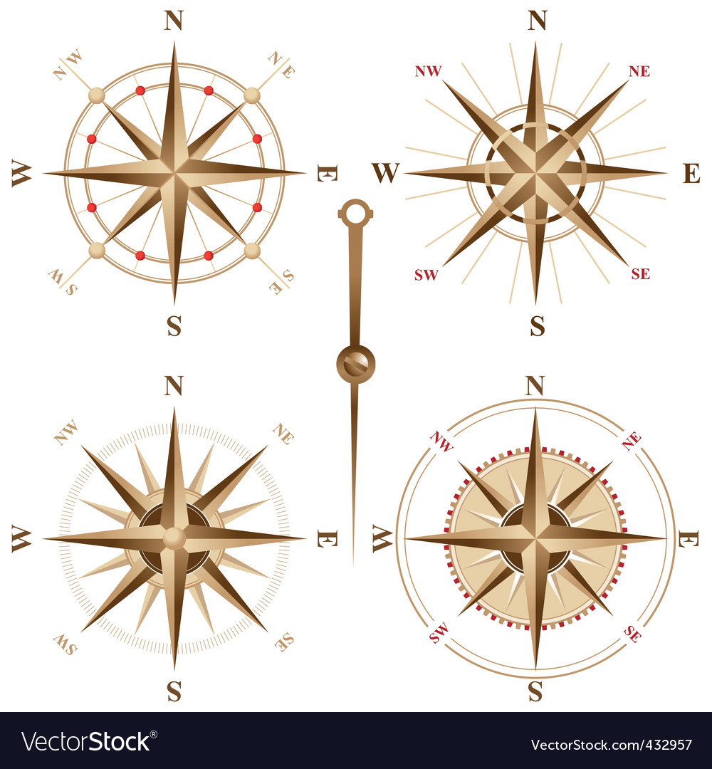 Compasses vector | Price: 1 Credit (USD $1)