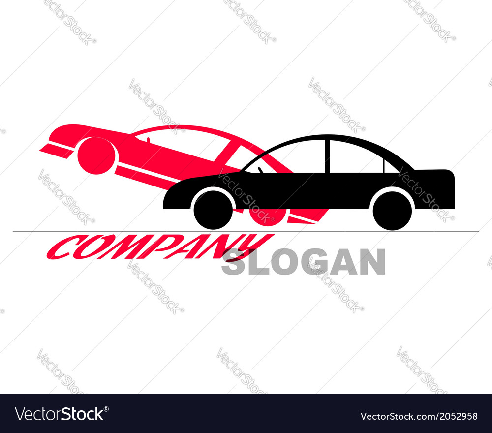 Car logotype vector | Price: 1 Credit (USD $1)