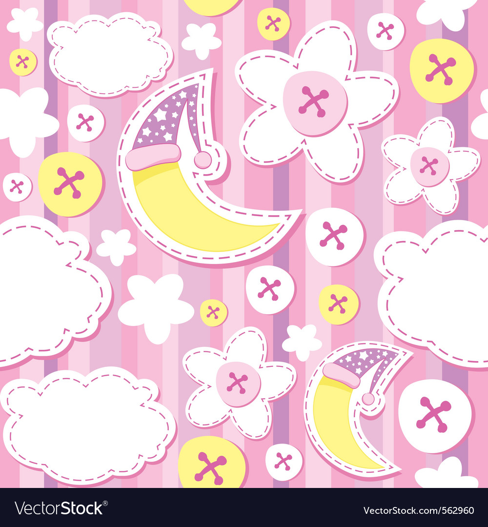 Childrens background vector | Price: 1 Credit (USD $1)
