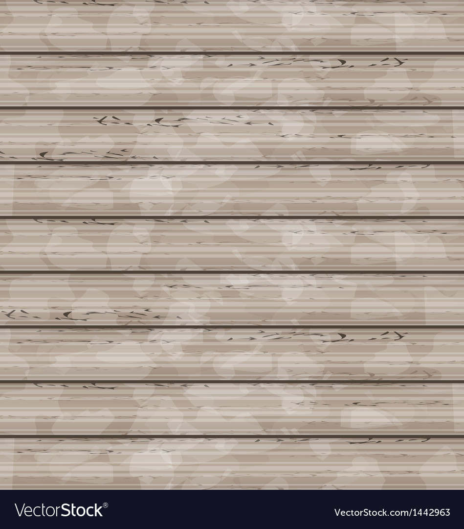 Brown wooden texture grunge background vector | Price: 1 Credit (USD $1)