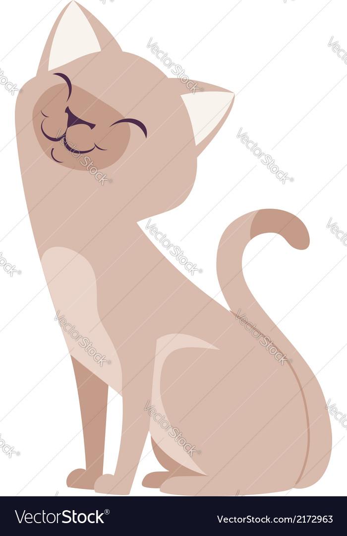 Cute cartoon cats vector | Price: 1 Credit (USD $1)