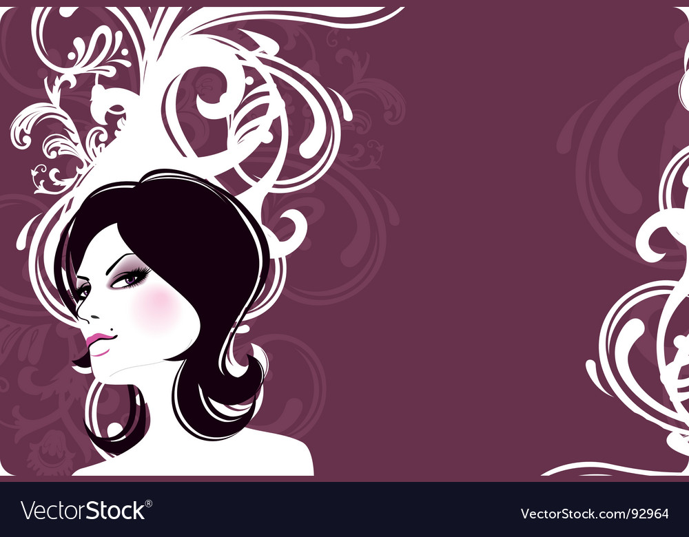 Women banner vector | Price: 3 Credit (USD $3)