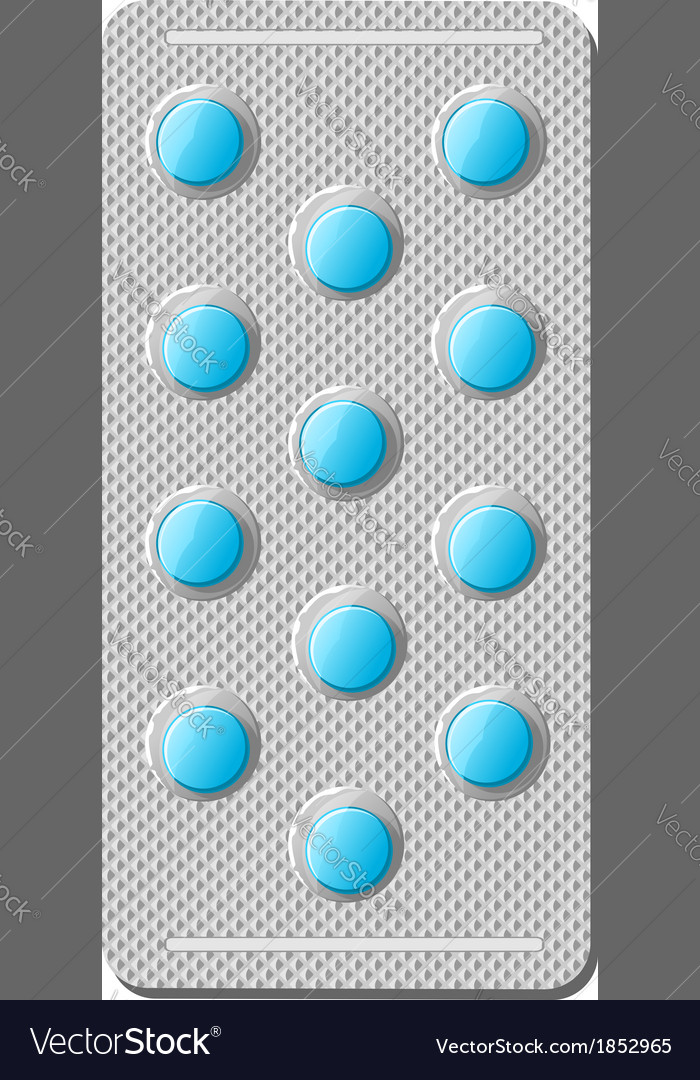 Realistic of pills vector | Price: 1 Credit (USD $1)