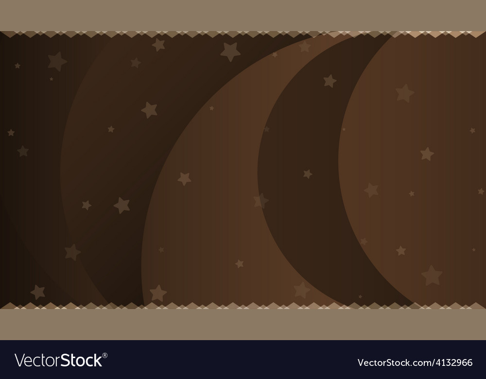The wallpaper in shades of brown vector | Price: 1 Credit (USD $1)