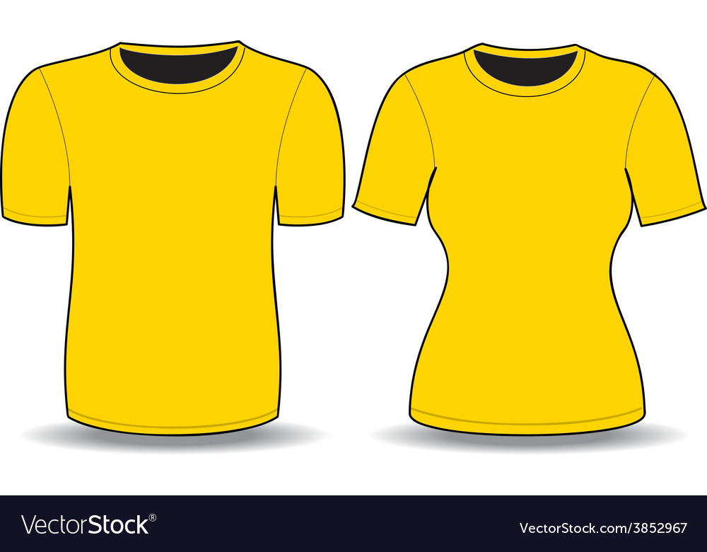 T shirt template vector | Price: 1 Credit (USD $1)