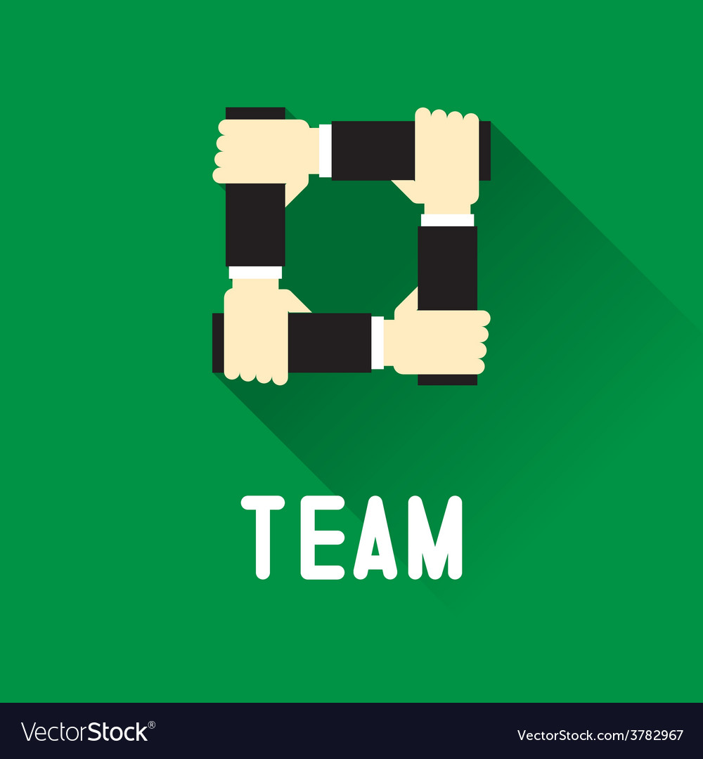 Team symbol vector | Price: 1 Credit (USD $1)