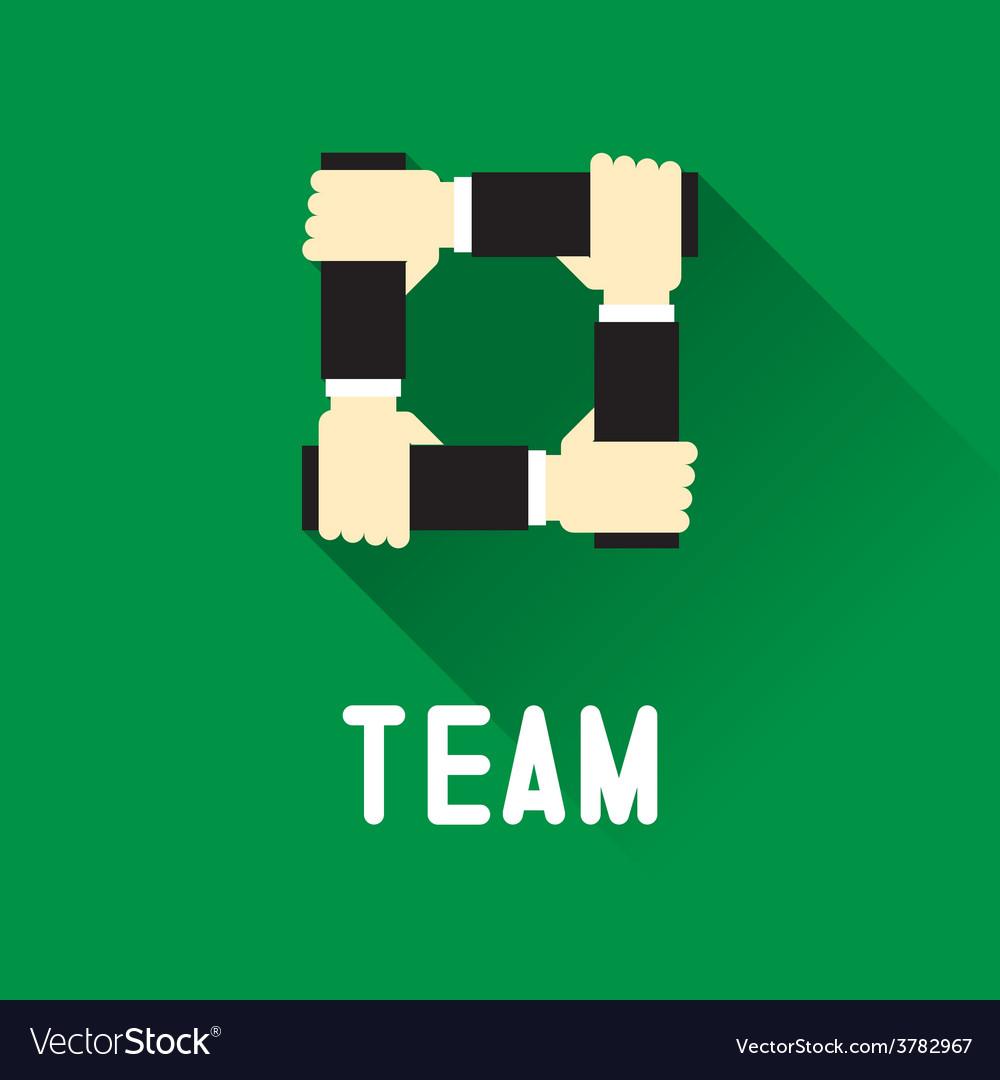 Team symbol vector   Price: 1 Credit (USD $1)
